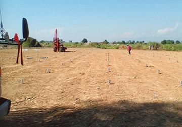 PROJECT SOLAR FARM 500KWP